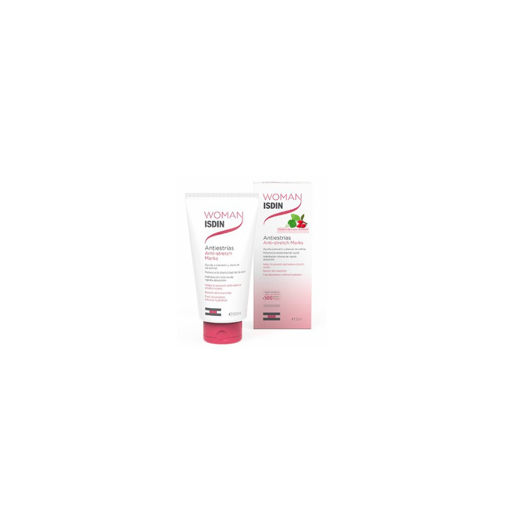 ISDIN WOMAN ANTIESTRÍAS 250 ML