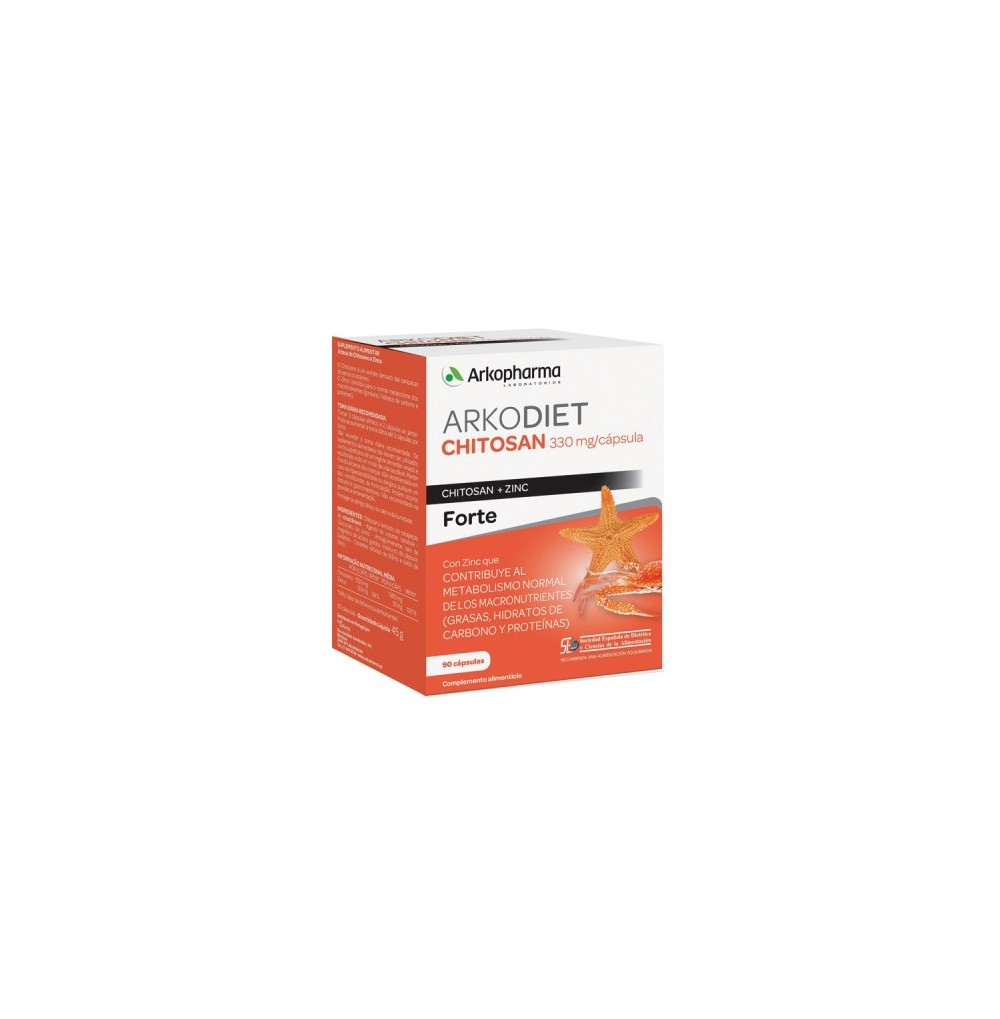 ARKODIET CHITOSAN FORTE 330...