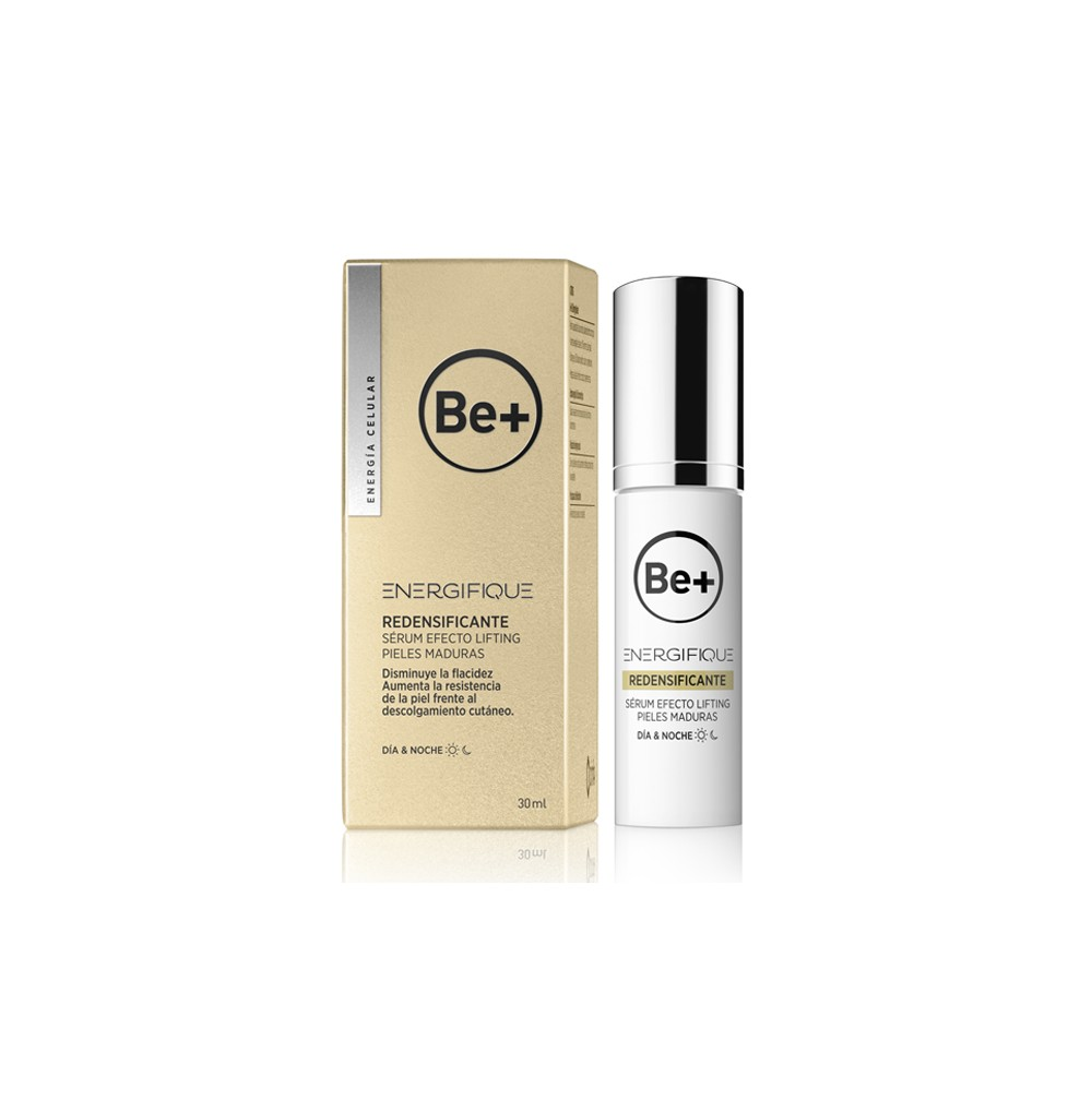 BE+ REDENSIFIC SERUM...