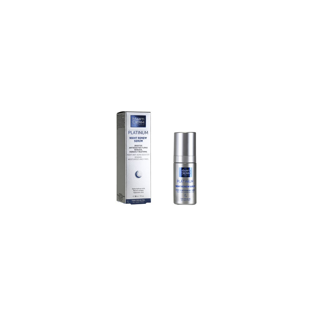 MARTIDERM NIGHT RENEW SERUM...