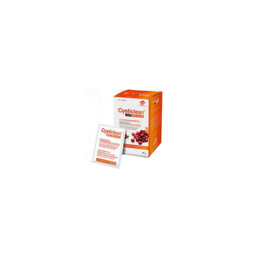 CYSTICLEAN FORTE 240 MG 30...