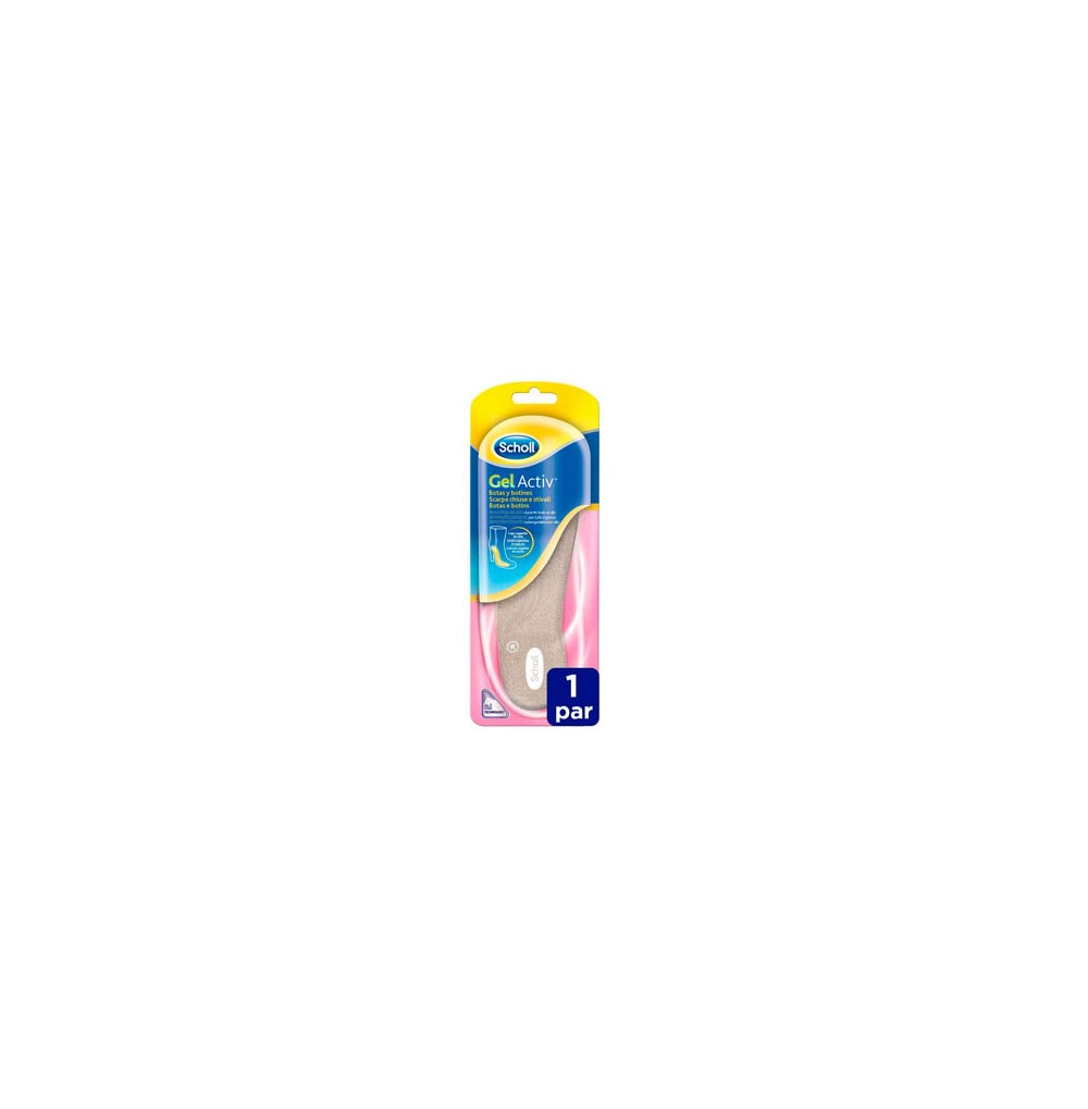 SCHOLL GEL ACTIVE...