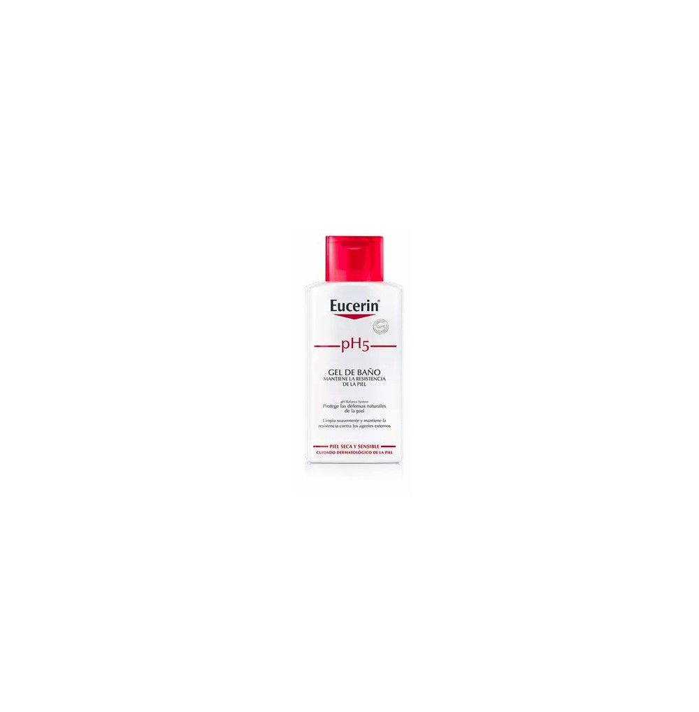 EUCERIN PH5 GEL BAÑO 200 ML.