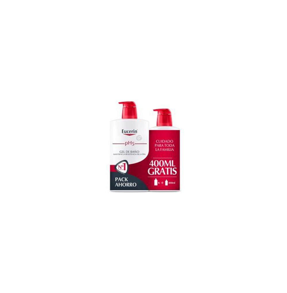 EUCERIN FAMILY PACK GEL DE...